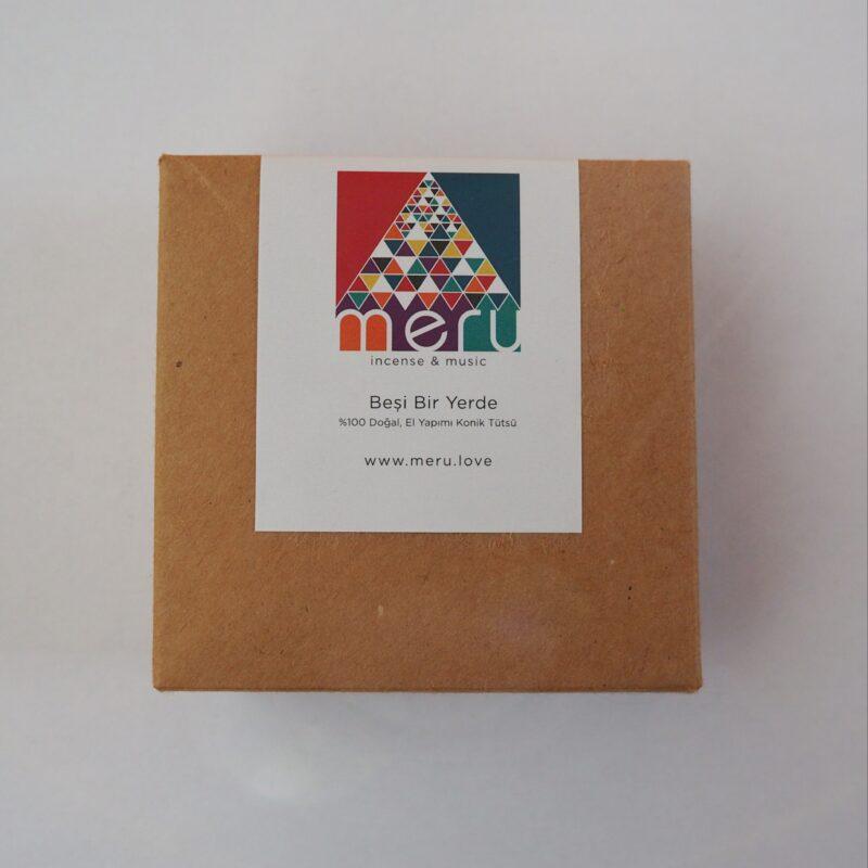 20210303 163756 scaled - Meru Incense Doğal ve El Yapımı Tütsü ( Karışık Kutu )
