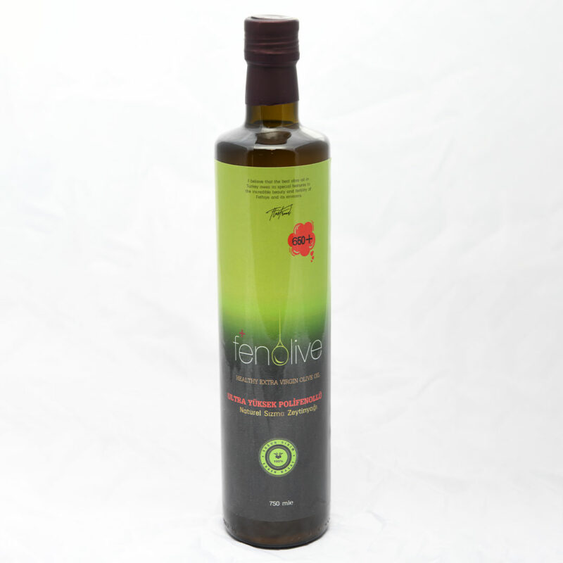 Fenolive 650 Ultra Yuksek Polifenollu Zeytinyagi 750 ml 1
