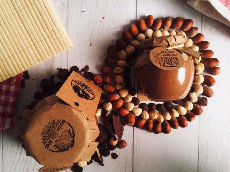 IMG 2718 - Callebaut Sütlü Belçika Çikolatalı Fındık Ezmesi - 370 gr