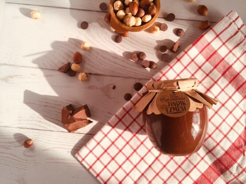 Slayt 2 scaled - Callebaut Bitter Belçika Çikolatalı Fındık Ezmesi - 370 gr