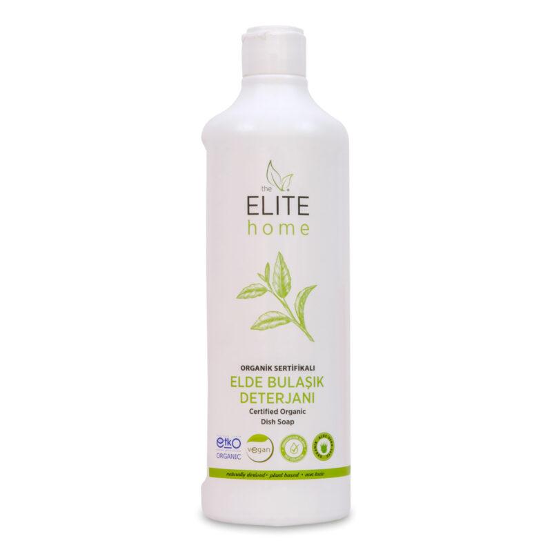 The Elite Home Organik Sertifikali Elde Bulasik Deterjani 1