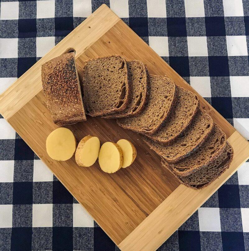 afyon - Afyon Patatesli Köy Ekmeği