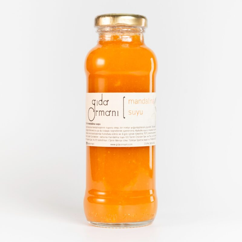 mandalina suyu 250 ml 1