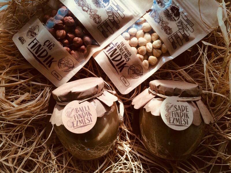 şekersiz lezzetler paketi scaled - Şekersiz Fındık Ezmeleri Paketi