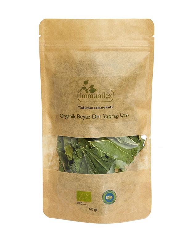 Organik Beyaz Dut Yaprağı Çayı