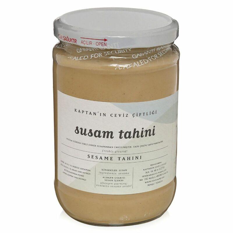 1 2 - Yerli Susam Tahin - 650 gr