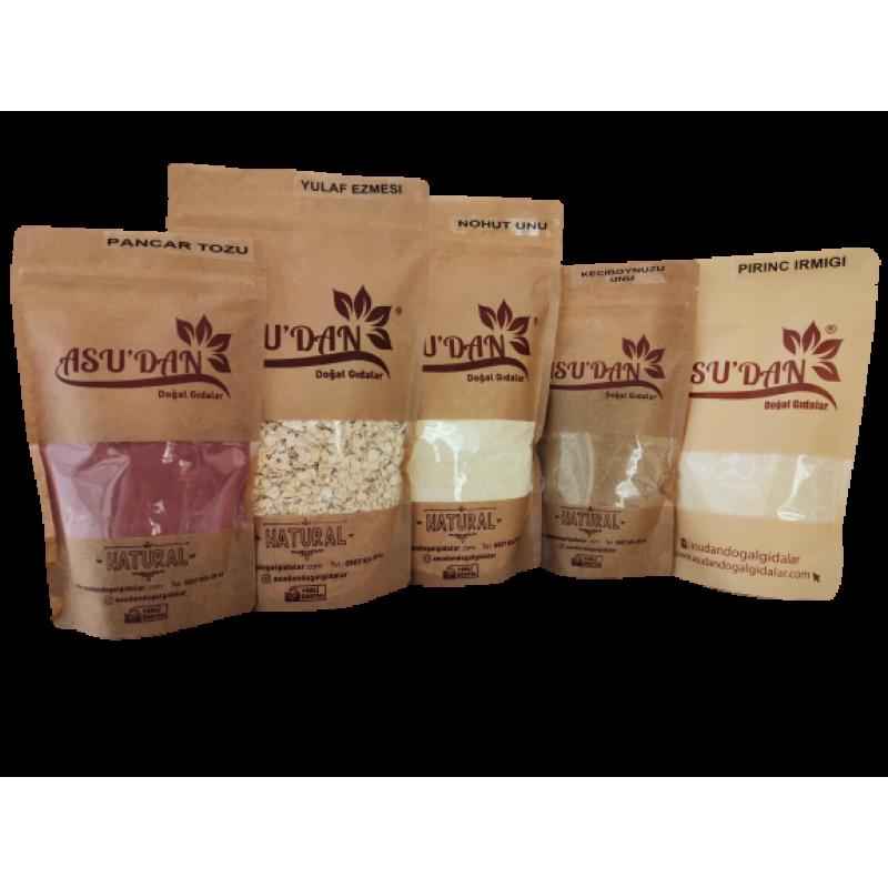 1 3 - Bebek Ek Gıda Pratik Set (+1 Yaş) - 5 Paket