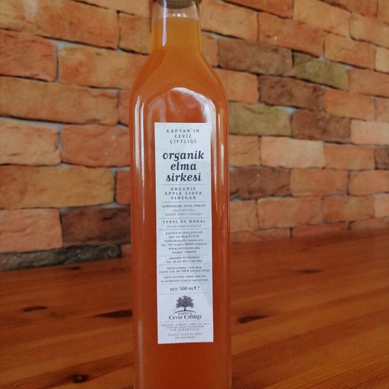 1 34 - Doğal Fermente Elma Sirkesi - 500 ml