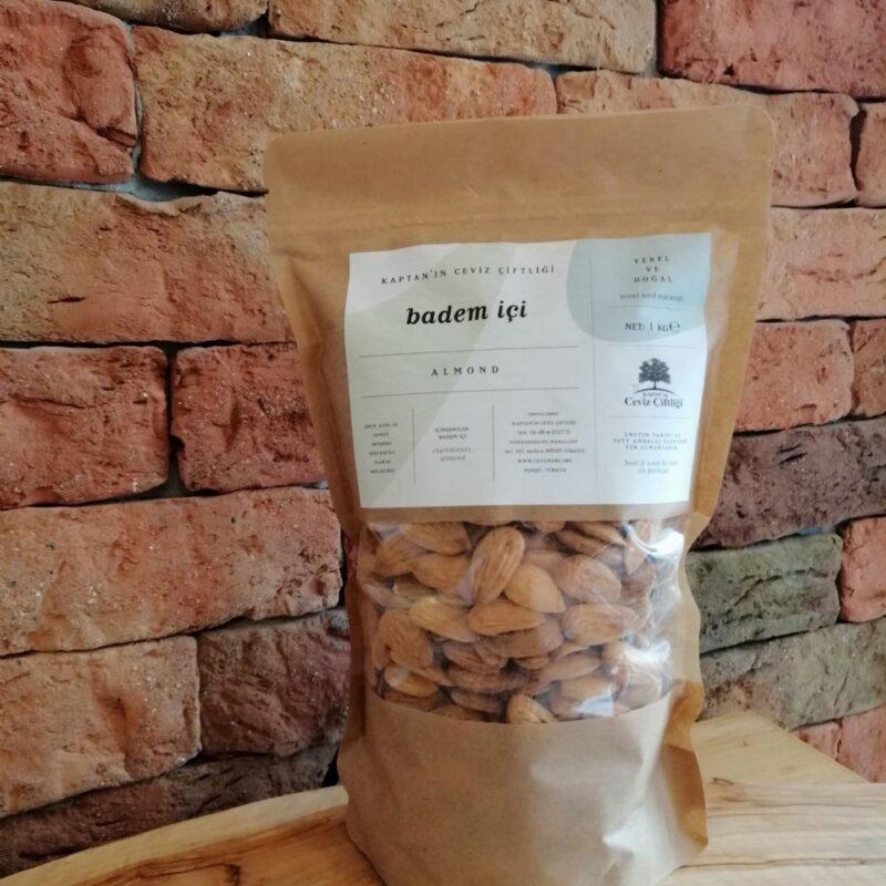 2 12 - Yerli Badem İçi Duble - 1 kg