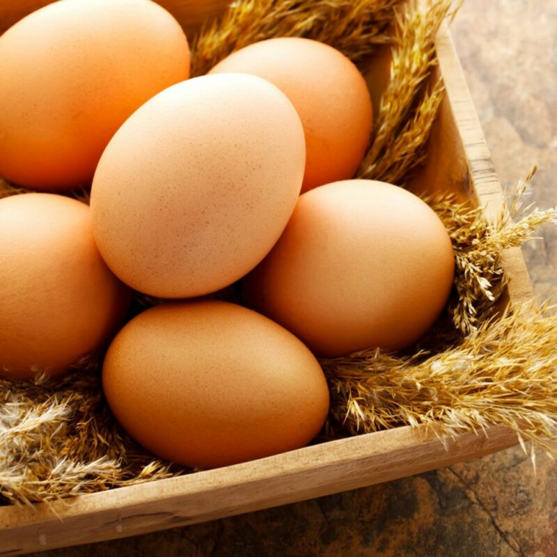4 3 - Doğal, Gezen Tavuk Yumurtası - 30 adet