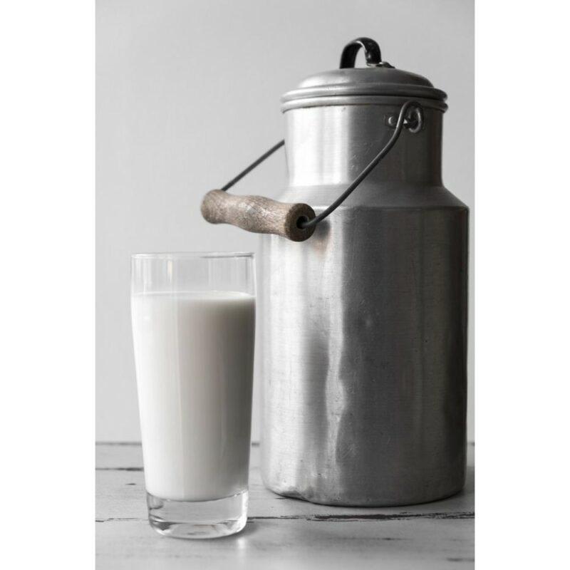 4 - Keçi Sütü (Tamamen Doğal, Yağı Alınmamış) - 3 lt