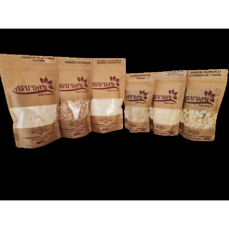 4 - Bebek Ek Gıda Seti (+1 Yaş) - 6 Paket