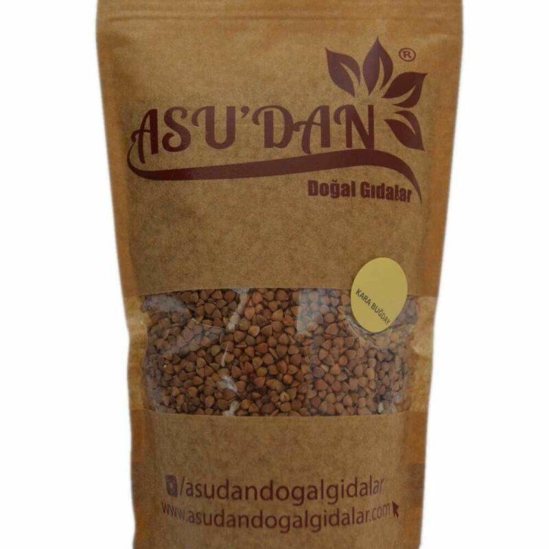 Asudan Karabugday - Yerli Karabuğday - 500 gr