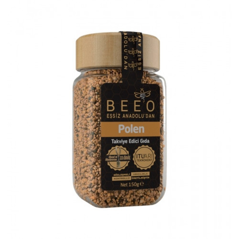 BEEO POLEN 150GR - Beeo Polen - 150 gr
