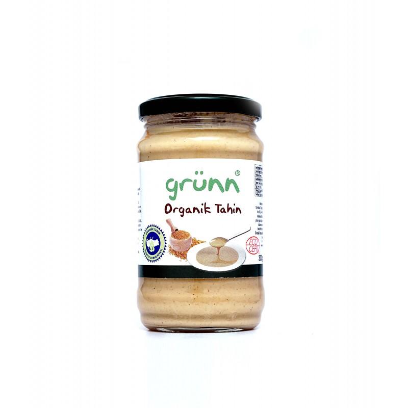 Grunn Organik Tahin 300gr - Grünn Organik Tahin - 300 gr