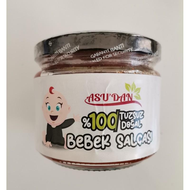 bebek salcasi - Tuzsuz Bebek Salçası - 300 gr