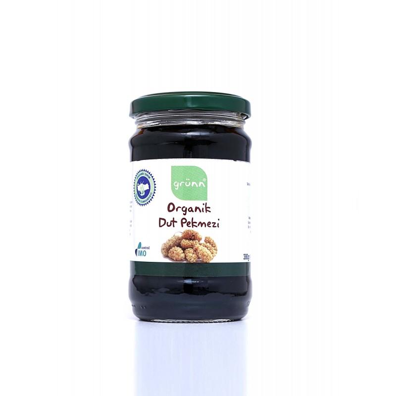 grunn organik dut pekmezi - Grünn Organik Dut Pekmezi - 380 gr