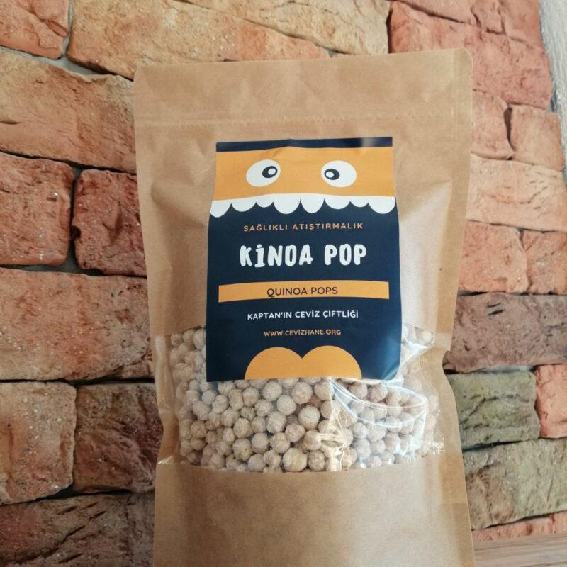 kinoa - Kinoa Pop Kahvaltılık Gevrek - 150 gr