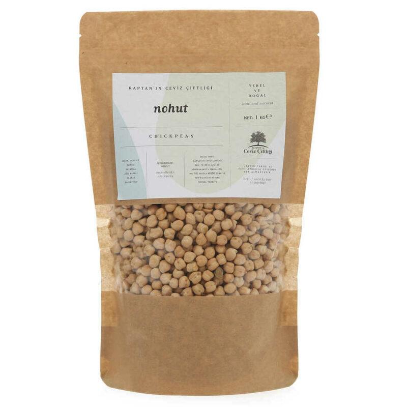 nohut - Yerli Tohum Nohut - 1 kg