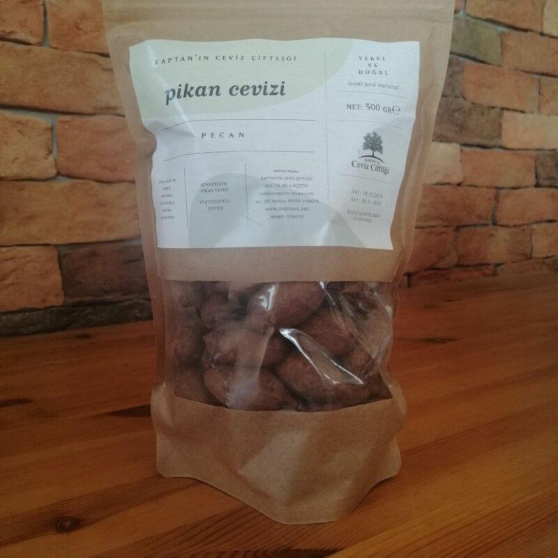 pikan - Pikan Cevizi Kabuklu Standart - 500 gr